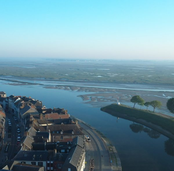 Drone Baie de Somme