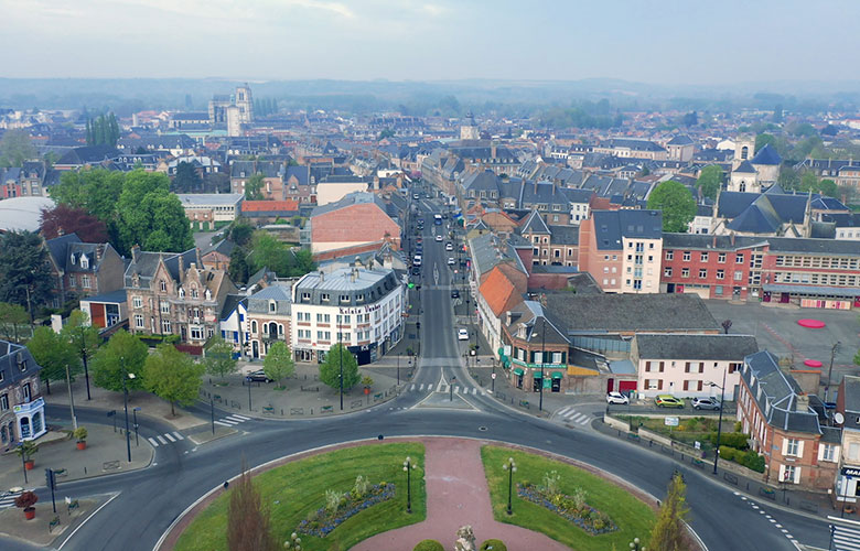 Tournage DRONX NordImage