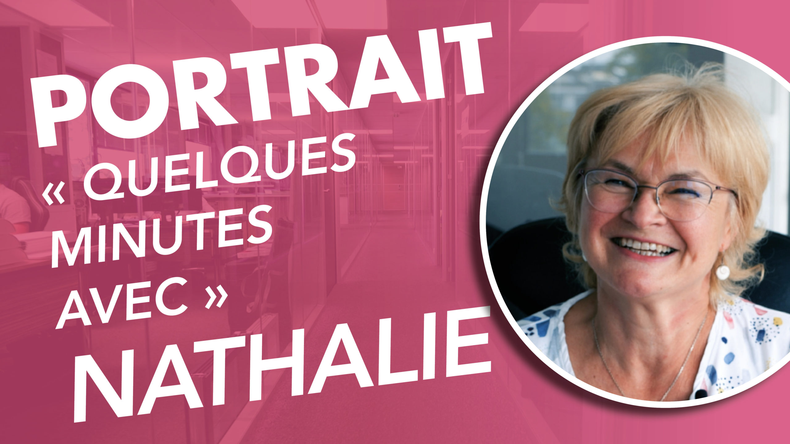 Portrait de Nathalie