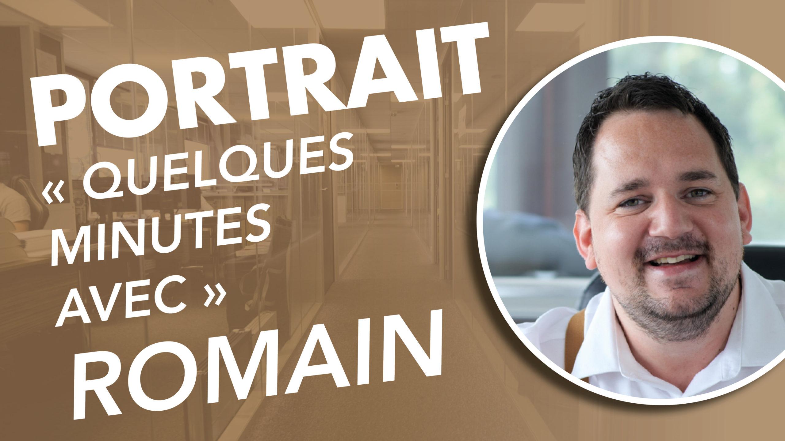 Portrait de Romain
